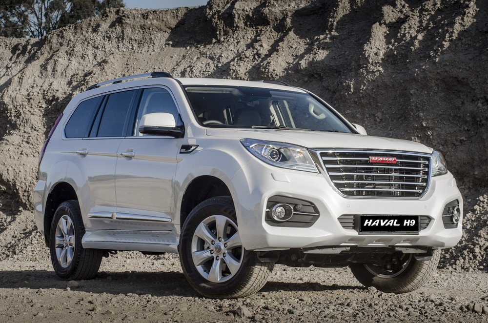 Haval H9 Bold Exterior
